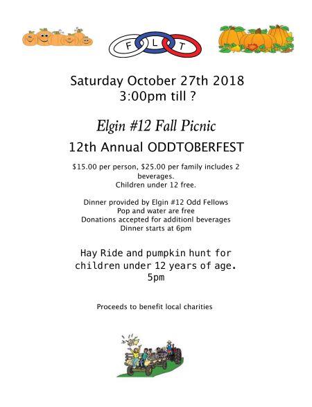 Elgin 2018 Oddtoberfest2